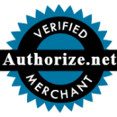 Authorize.Net Verified Merchant Seal