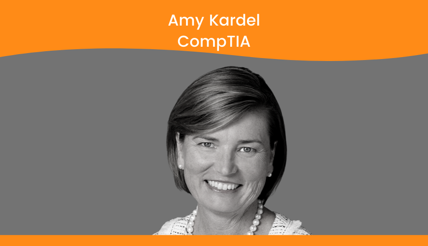 Amy Kardell, CompTIA