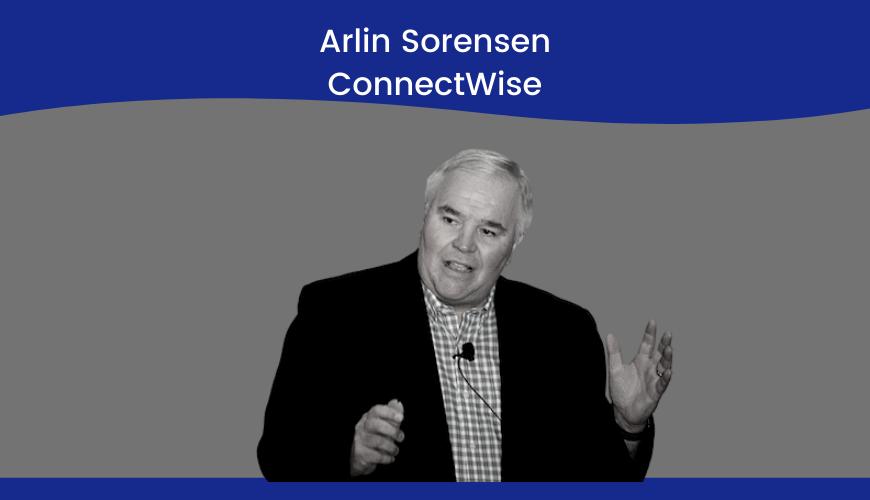 Arlin Sorenson, ConnectWise
