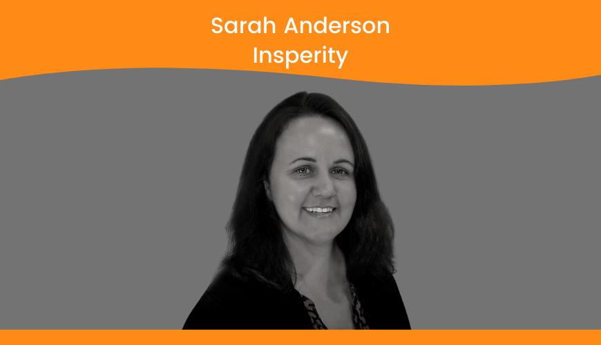 Sarah Anderson, Insperity