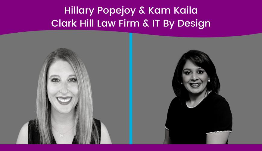 Hillary Popejoy, Kam Kaila – Leadership Title Slide
