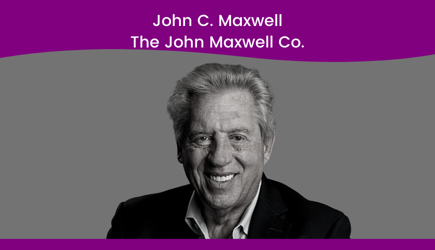 John Maxwell – Leadership Title Slide