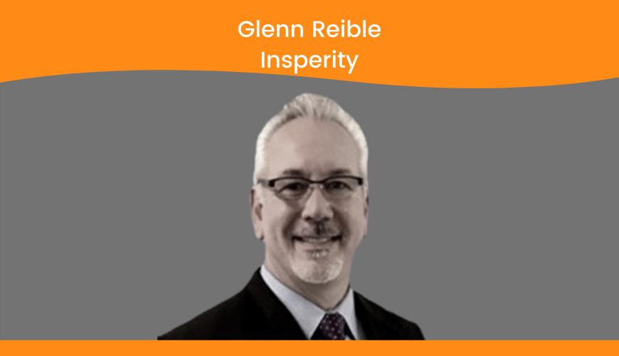 Glenn Reible, Insperity