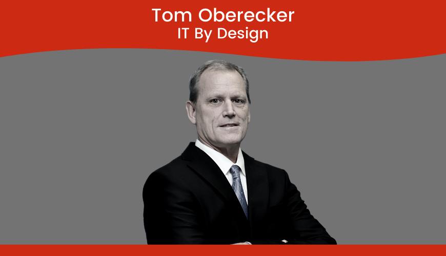 Tom Oberecker – ITBD – Title Slide