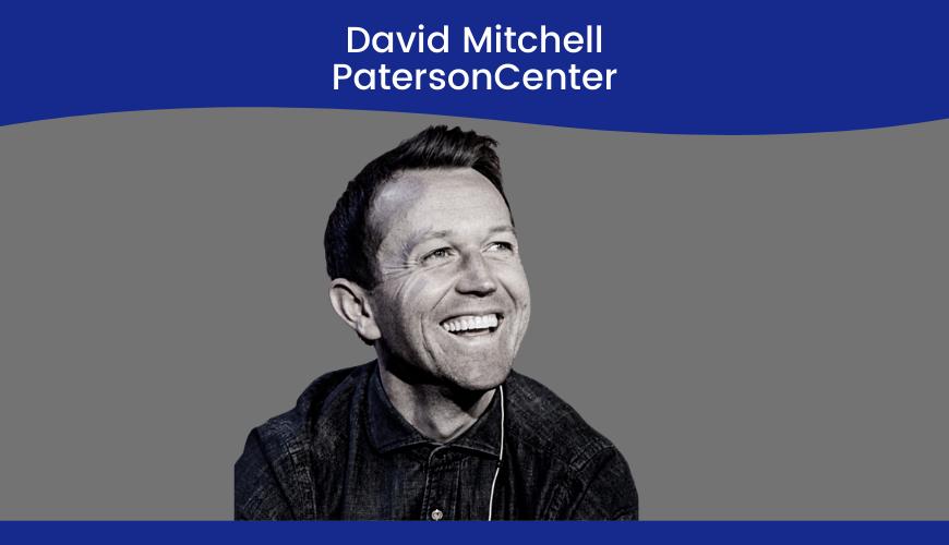 David Mitchell, President, PatersonCenter.com