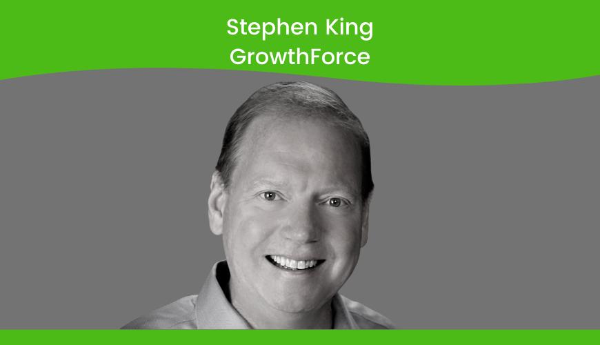 Stephen King, GrowthForce