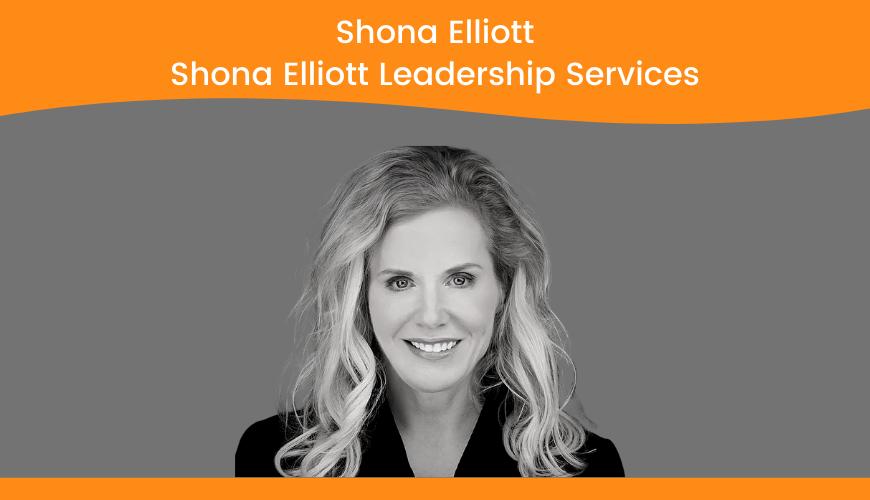 Shona Elliott, Shona Elliott Leadership Services